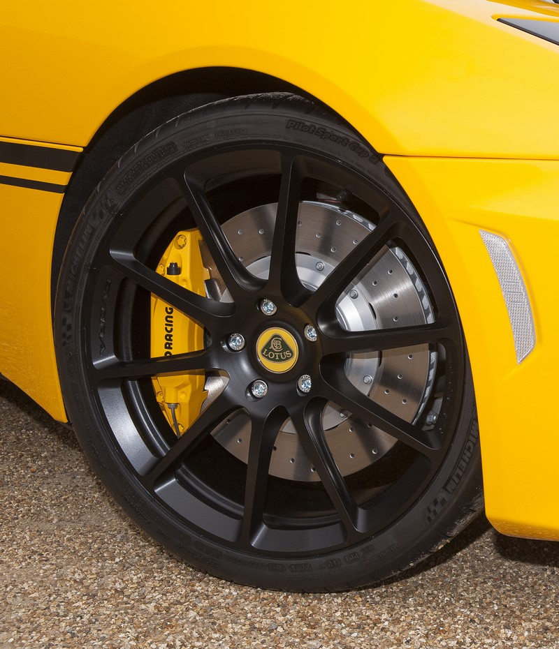 Lotus Evora Sport 410-wheels