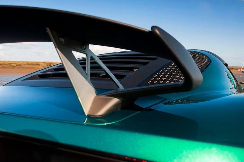 Lotus Exige Sport 350 - details