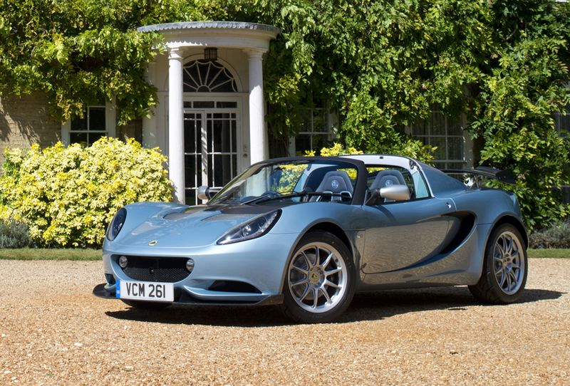 Lotus elise250specialedition