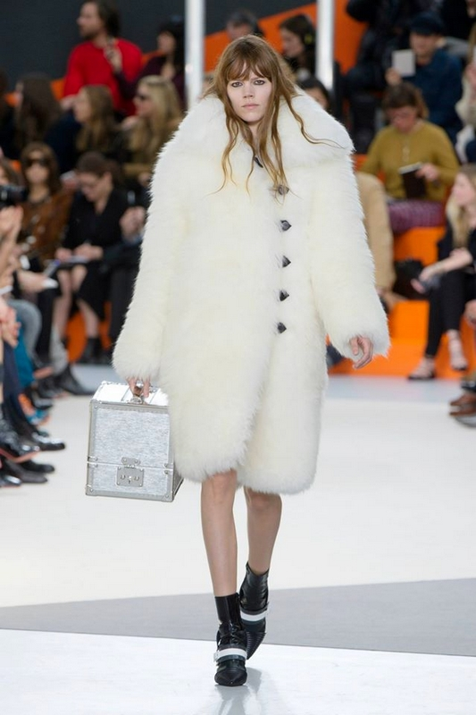 Louis Vuitton Fall 2015 Fashion Show