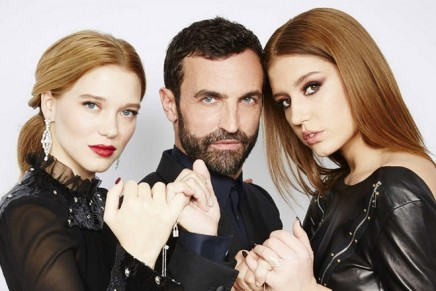 Louis Vuitton's Silver Lockit raises funds for UNICEF
