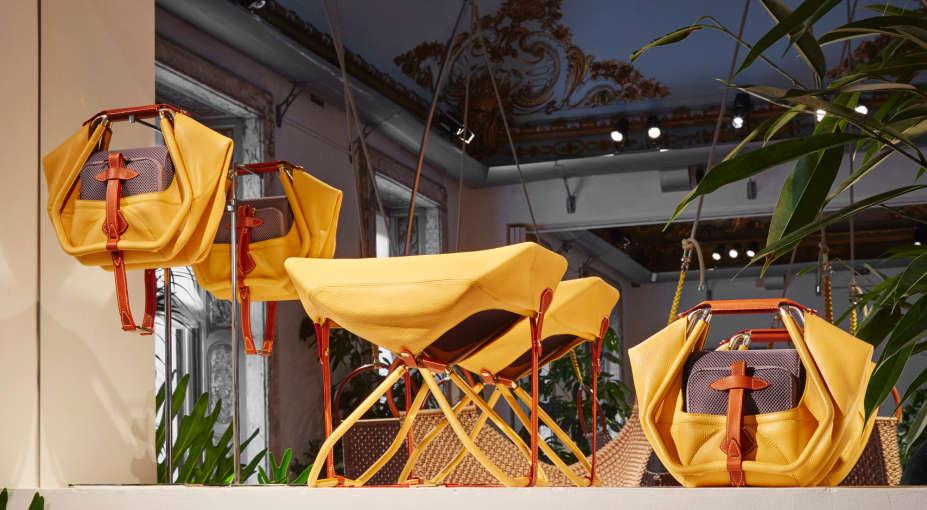 Louis Vuitton Objets Nomades-2015 - Salone del mobile 2015--