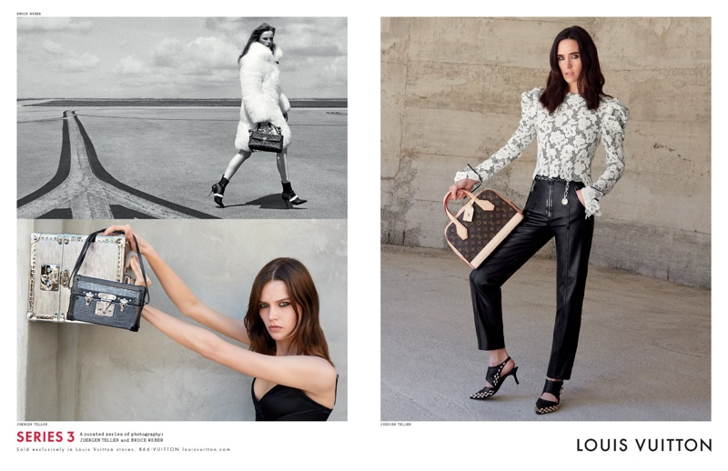 Louis Vuitton Series 3 - FallWinter 2015 2016 ad campaign-