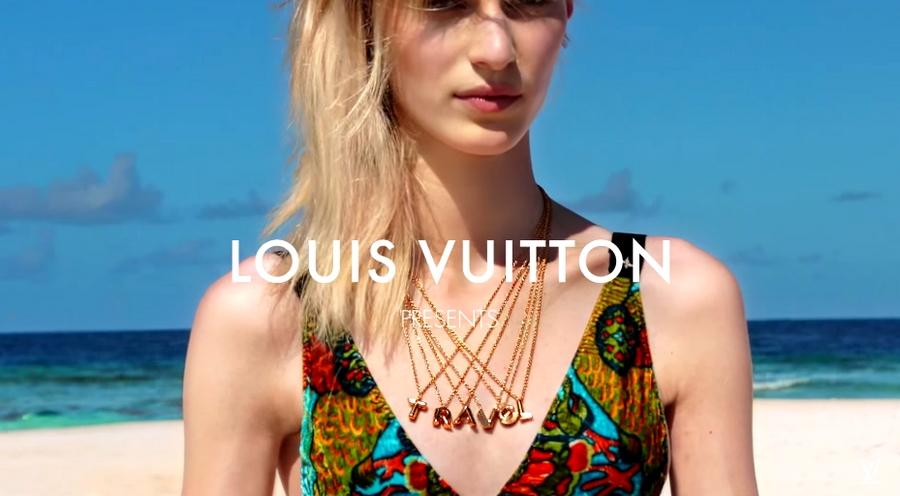 Louis Vuitton Sprit of Travel 2015-video caption - 2luxury2