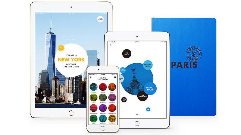 Louis Vuitton city guides app 2015---0001