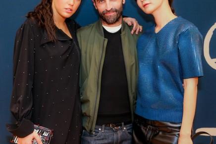 Louis Vuitton's Nicolas Ghesquière brings digital punk to Paris catwalk