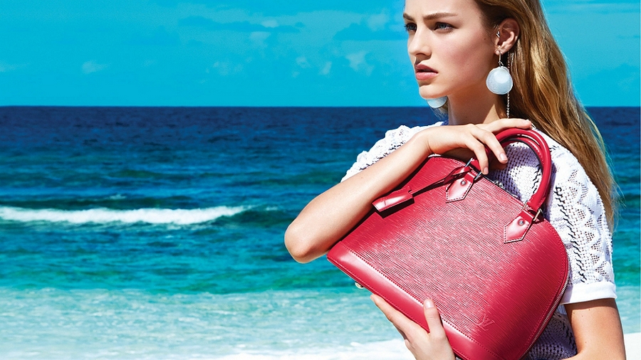Louis Vuitton's Spring -The new Spirit of Travel 2015-