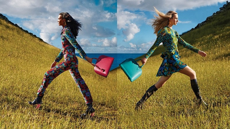 Louis Vuitton's Spring -The new Spirit of Travel 2015