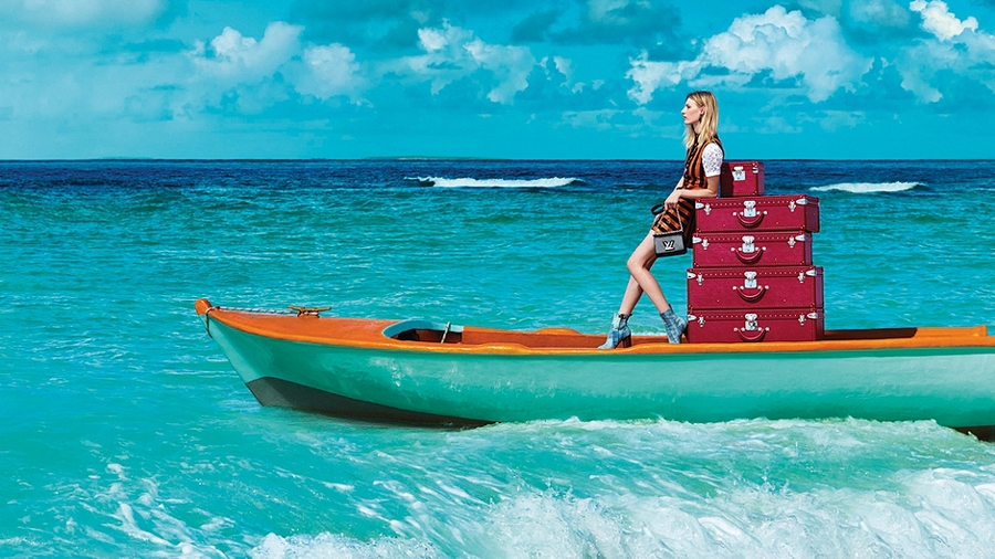 Louis Vuitton's Spring -The new Spirit of Travel 2015-the boat