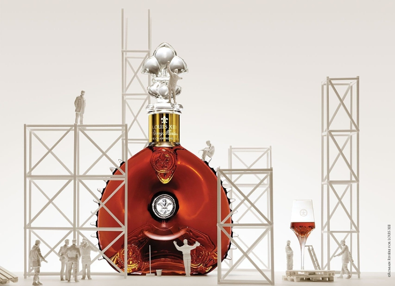 LOUIS XIII LE MATHUSALEM Bottle