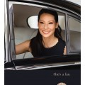 Lucy Liu is among the official fans of Mandarin Oriental hotels