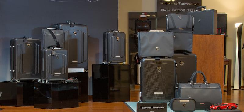Luggage Range Lamborghi Tecknomonster