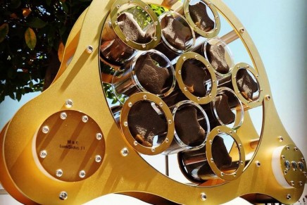 This is how the most amazing Watch Winder looks like