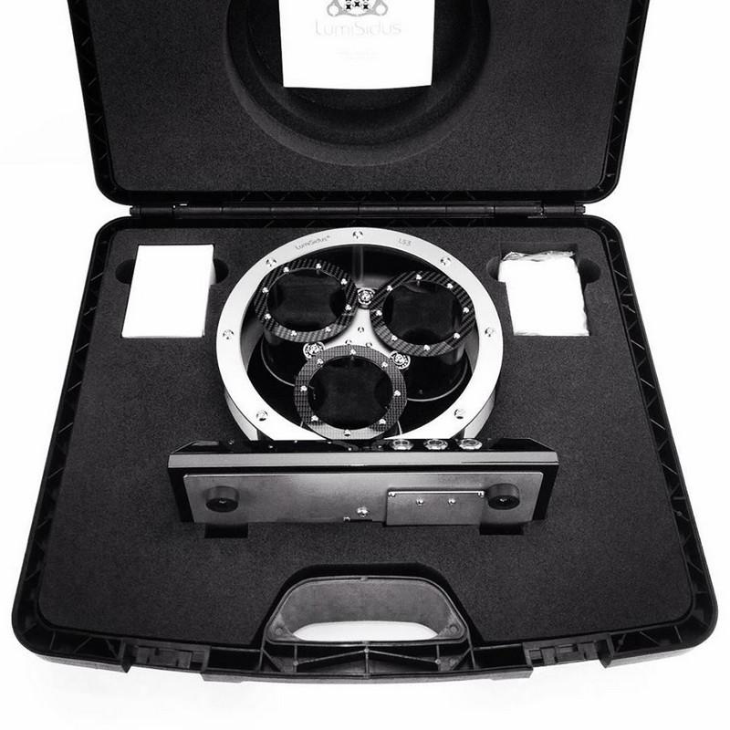 LumiSidus3 carbon Watch Winder