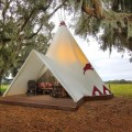 Luxe Teepees at Westgate River Ranch Resort & Rodeo in River Ranch-