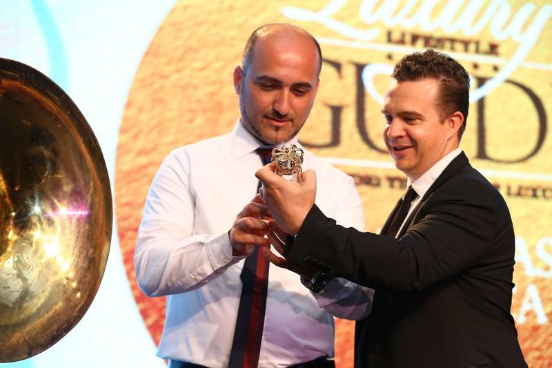 Luxury Lifestyle Awards 2016 - Bassam Chamoun, Adam McEwan - Platinum Heritage - Best Luxury Travel Company in UAE 2016- 2luxury2 com-