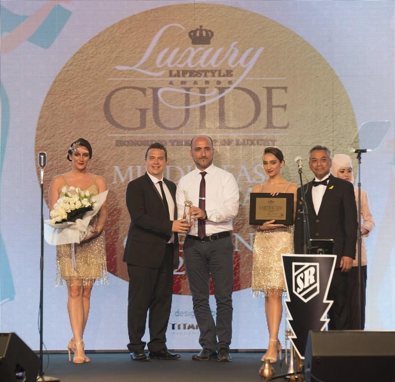 Luxury Lifestyle Awards 2016 - Platinum Heritage - Best Luxury Travel Company in UAE 2016- 2 luxury 2