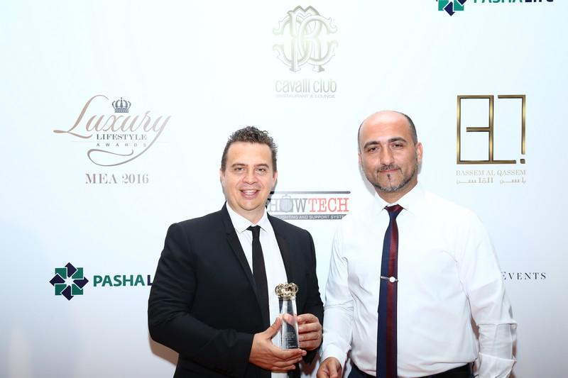 Luxury Lifestyle Awards 2016 - Platinum Heritage - Best Luxury Travel Company in UAE 2016- 2luxury2 com