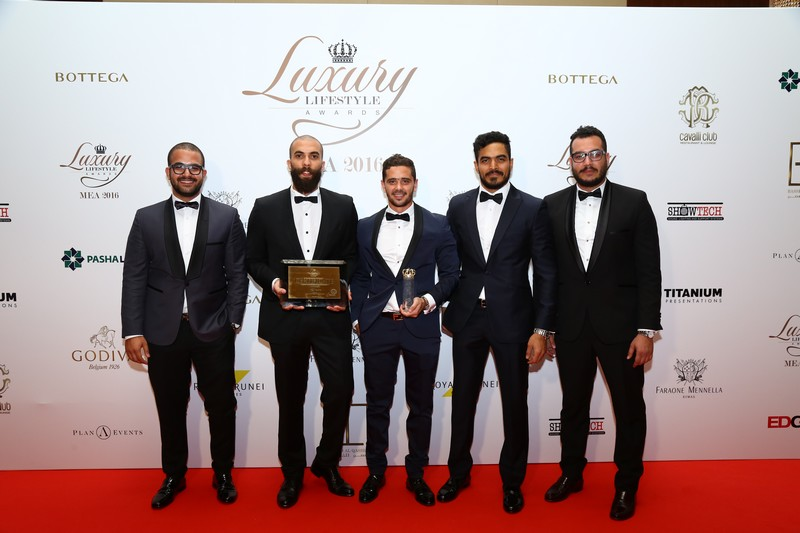Luxury Lifestyle Awards 2016 - STUDIO FIVE CAIRO-   BEST INTERIOR DESIGN COMPANY OF EGYPT - 2 luxury 2