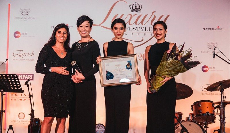 Luxury Lifestyle Awards Asia 2015 - The Best Luxury Brands of Asia - - -