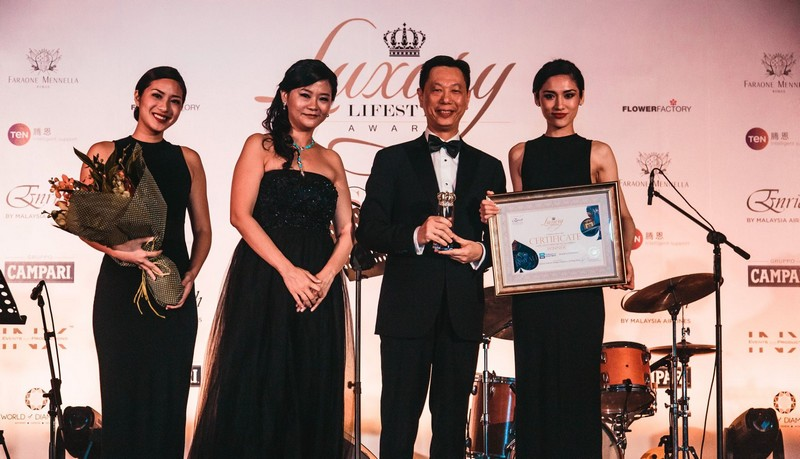 Luxury Lifestyle Awards Asia 2015 - The Best Luxury Brands of Asia - -