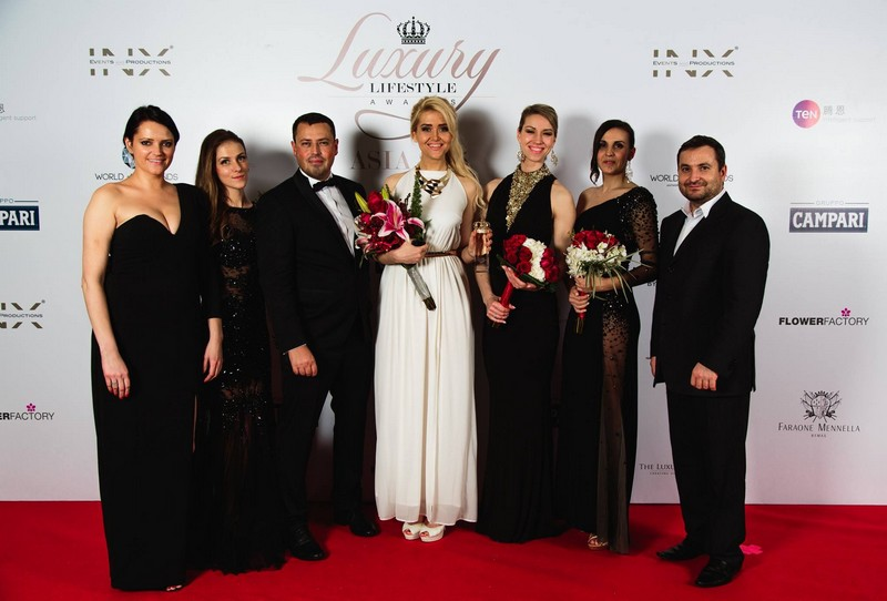 Luxury Lifestyle Awards Asia 2015 - The Best Luxury Brands of Asia 2015-