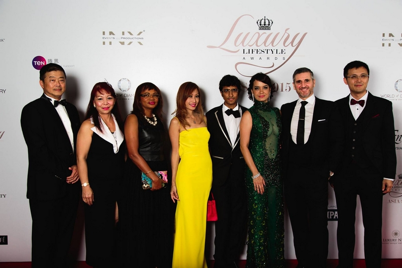 Luxury Lifestyle Awards Asia 2015 - The Best Luxury Brands of Asia 2015