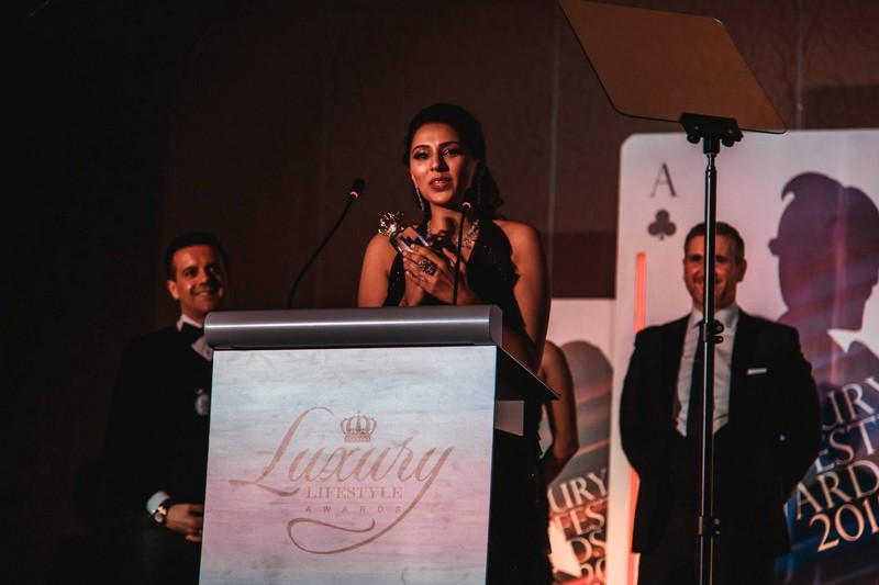 Luxury Lifestyle Awards Asia 2015 - The Best Luxury Brands of Asia - gala dinner 2016