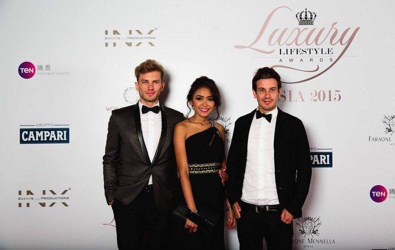 Luxury Lifestyle Awards Asia 2015 - The Best Luxury Brands of Asia-winners