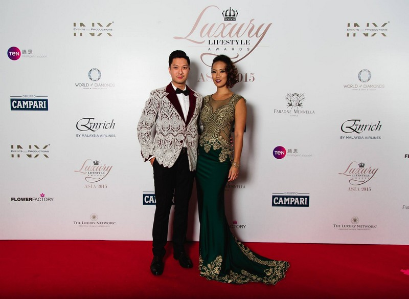 Luxury Lifestyle Awards Asia 2015 - The Best Luxury Brands of Asia