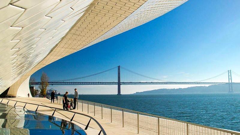 MAAT Lisbon - Museu de Arte, Arquitetura e Tecnologia Lisabona