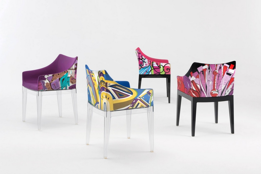 MADAME – WORLD OF EMILIO PUCCI EDITION, DESIGNED BY PHILIPPE STARCK--