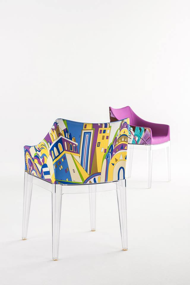 MADAME – WORLD OF EMILIO PUCCI EDITION, DESIGNED BY PHILIPPE STARCK--2015---
