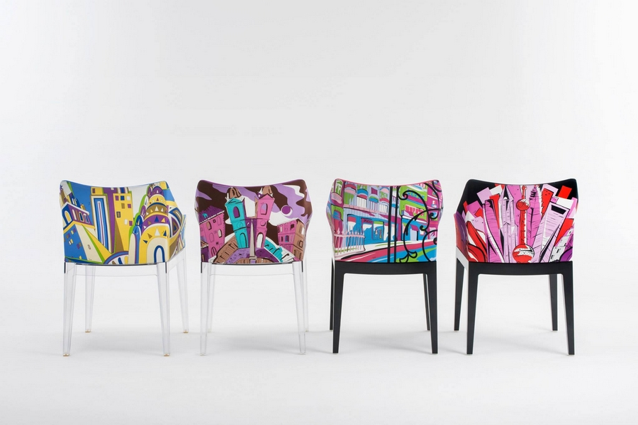 MADAME – WORLD OF EMILIO PUCCI EDITION, DESIGNED BY PHILIPPE STARCK