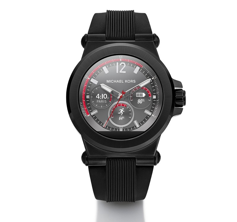 MICHAEL KORS ACCESS Smartwatch-Michael Kors brought Fashion to Technology with Android Wear at Baselworld 2016