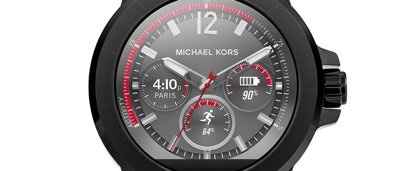 MICHAEL KORS ACCESS Smartwatch at Baselworld 2016