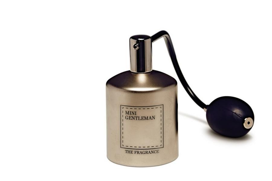 MINI gentleman's collection Pitti Uomo 2015- the fragrance
