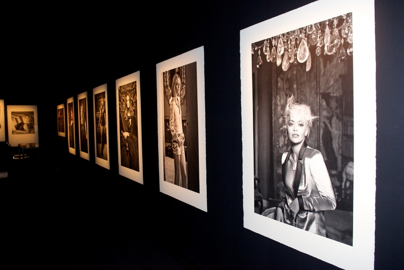Mademoiselle Privé at London's Saatchi Gallery-