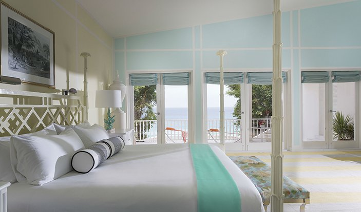 Malliouhana, An Auberge Resort - Down Bedding and Linens with Pillow
