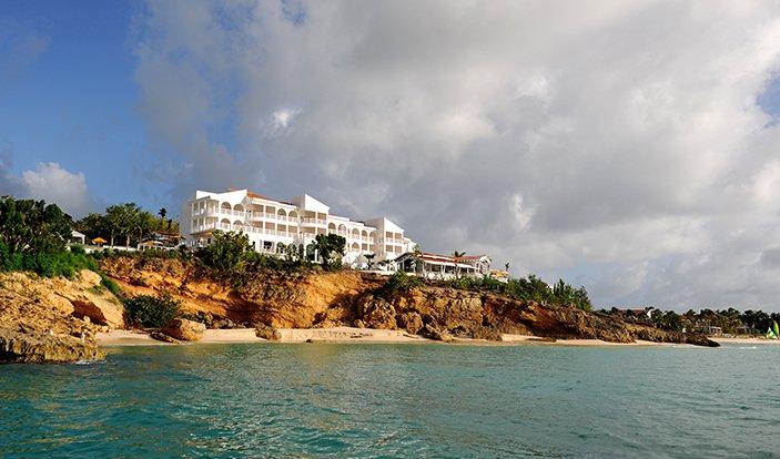Malliouhana, An Auberge Resort - Panoramic Bluff Overlooking the Caribbean
