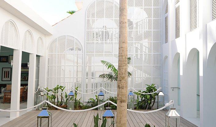 Malliouhana, An Auberge Resort - Resort Lobby Area --