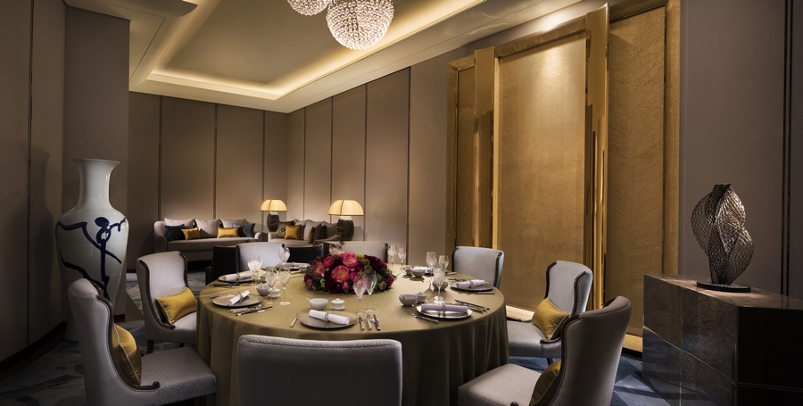 Man Ho Private Dining Room