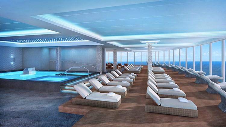 Mandara Spa at Norweigen Cruise Line