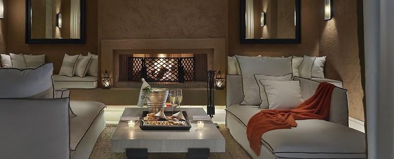 Mandarin Oriental Marrakech atmosphere