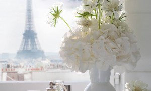 Mandarin Oriental, Paris - a cocooning day with an amazing view in this rainy Paris