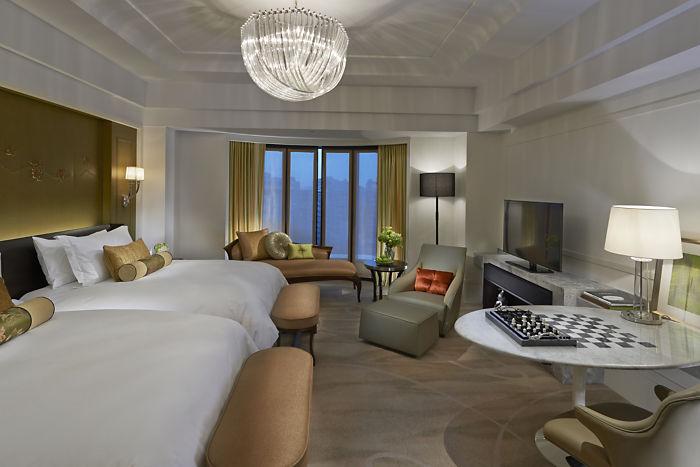 Mandarin Oriental Taipei-Interior-Deluxe Room