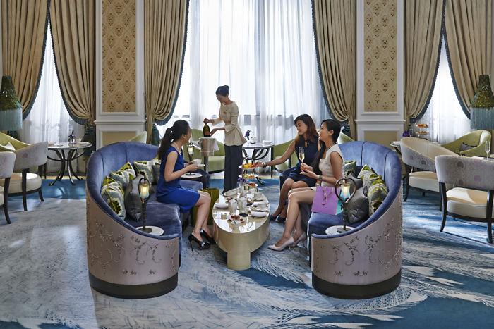 Mandarin Oriental Taipei-Jade Lounge