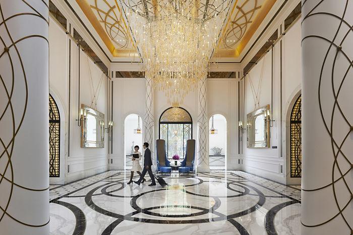 Mandarin Oriental Taipei-Lobby