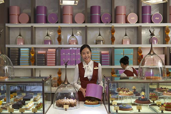 Mandarin Oriental Taipei-The Mandarin Cake Shop