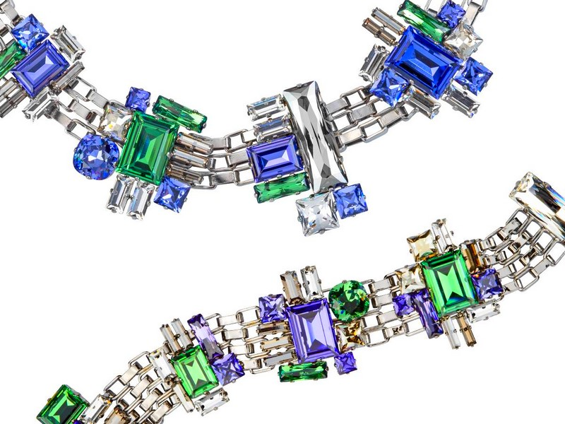 Manhattan by Philippe Ferrandis for AtelierSwarovski's AW'15 collection
